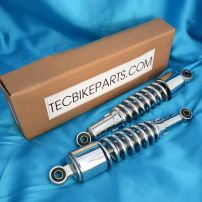 Type 8 classic shocks to fit Honda, Kawasaki and Yamaha cruisers