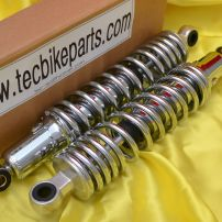 "Type14N Girling style 13"" (330mm) shocks to suit mid 50""s to 80""s British Bikes"