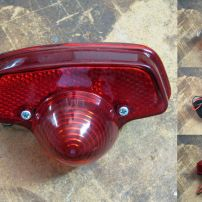 Lucas style Beehive taillight