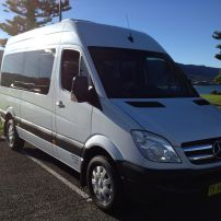 Mercedes Sprinter 12 Seat Luxury