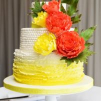 "Wedding cake ""Claire"""