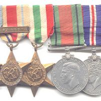 Medals - Military & Prize Purchased