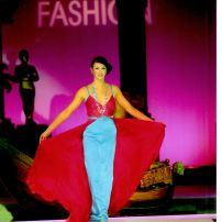 Aust. Gown of the Year 2005, finalist