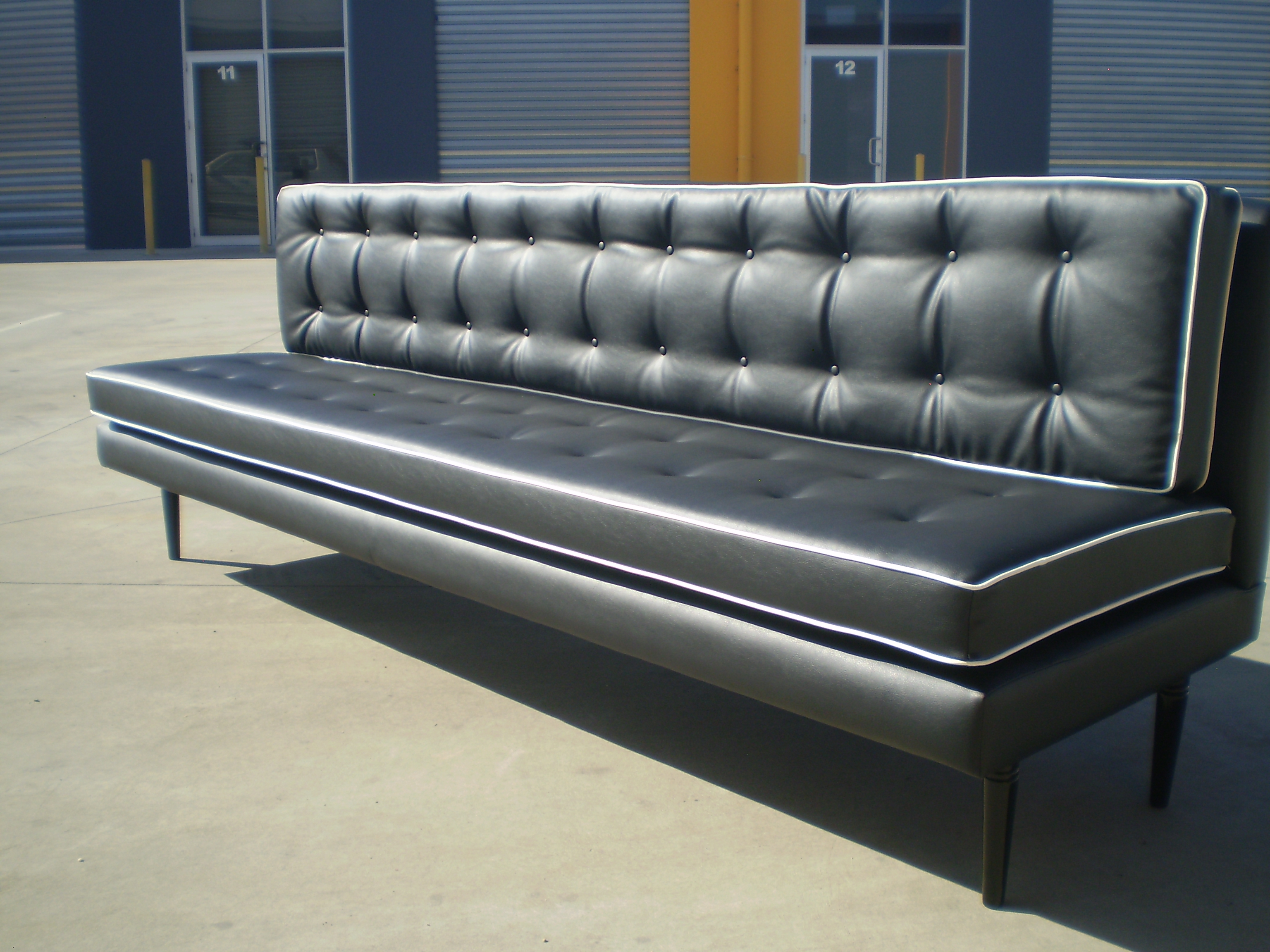 1950 S Sofa Or Banquette Amp Booth Seat Melbourne Jaro