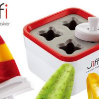 Jiffi ice-pop maker