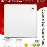 425W Ceramic Eco Heating Panel
