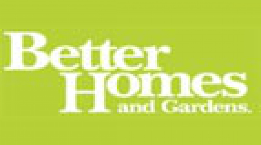 Better homes and gardens seasons at cloudehill Homes and gardens logo