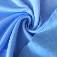 Cornflower Blue Merino Lycra and Spandex Blend