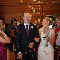 Whiteman's Valley wedding