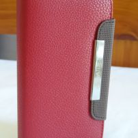 Samsung Galaxy S3 i9300 Kalaideng Leather Flip Case Cover Wallet Cards - Rust