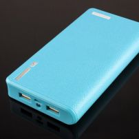20000mAh Universal Battery Power Bank - Blue Nokia, Iphone, Samsung, LG, Sony