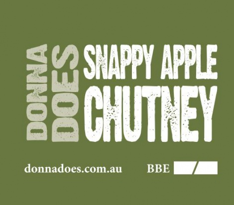 Snappy Apple Chutney