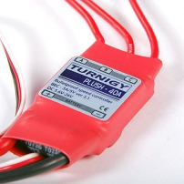 TURNIGY Plush 40amp Electronic Speed Controller (TR-P40A)