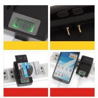 Smart Phone Battery Intelligent Wall Charger