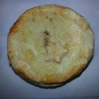 Steak & Oyster Pie