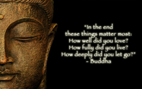 Letting Go Quotes: Letting Go Quotes Buddha
