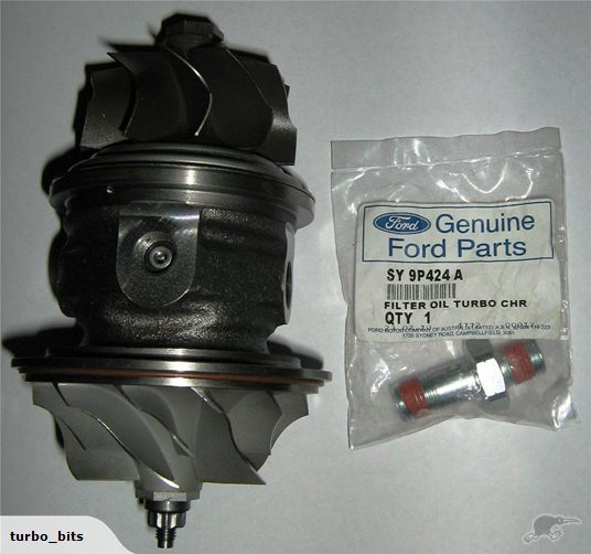 FORD FALCON BA-BF XR6/TERRITORY TURBOCHARGER CORE & OIL ...