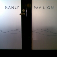 Manly Pavillion Dining Room