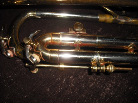 Martin Handcraft Imperial trumpet [with Committee bell]