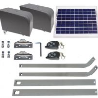 Double Swing Solar Kit