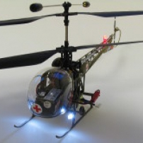 Twister Helicopter