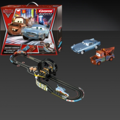 Carerra Slot Cars 1:43