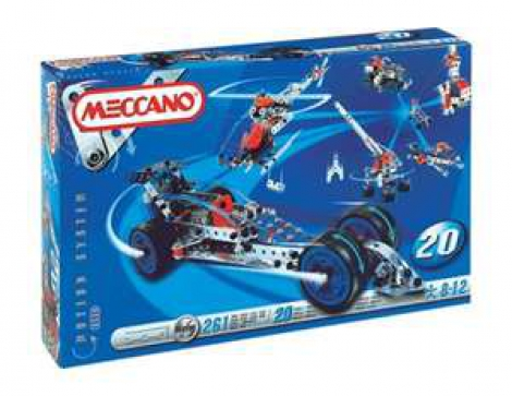 MECCANO 20 MULTI MODEL