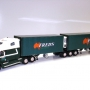 1:64 B DOUBLE FREIGHTLINER