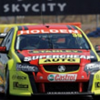Supercheap Auto Racing VE Commodore