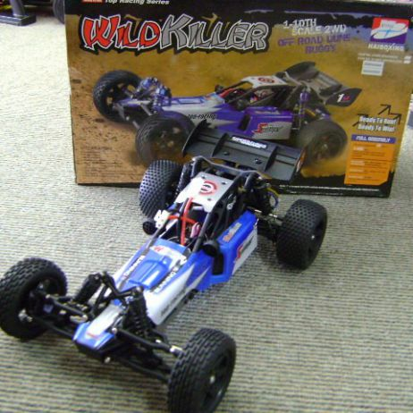1/10 BAJA BUGGY