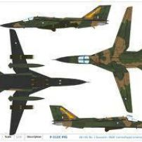 F-111C SQUADRON 1 RAAF