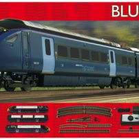 HORNBY TRAIN SET HO SCALE