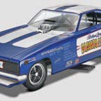 HAWAIIAN DODGE CHARGER NHRA FUNNY CAR