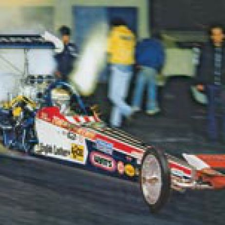 TOM  MONGOOSE MCEWEN RAIL DRAGSTER