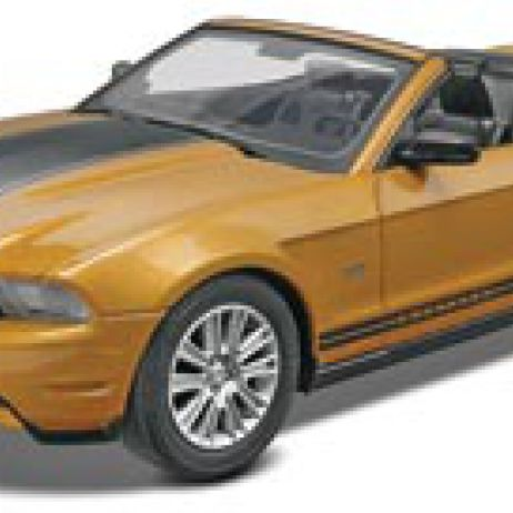 2010 MUSTANG GT CONVERTIBLE