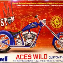 ACES WILD CUSTOM CHOPPER