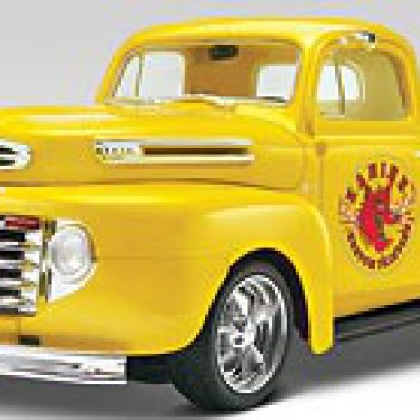 50 FORD F-1 PICKUP