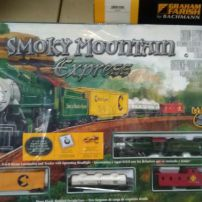 SMOKEY MOUNTAIN EXPRESS