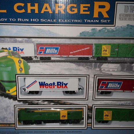 Rail Charger Australian