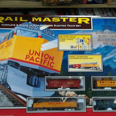 Rail Master