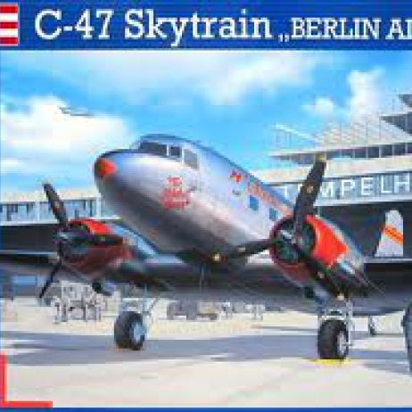 C-47 SKYTRAIN &quot;BERLIN AIRLIFT&quot;