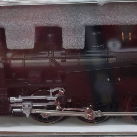 Steam Locomotive 2-6-4