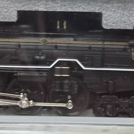 JR Steam Locomotive