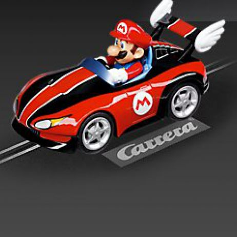 Mario Kart Wii Wild Wing &amp; Mario