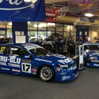 DJR Tru-Blu 2012 1:43 Supercar