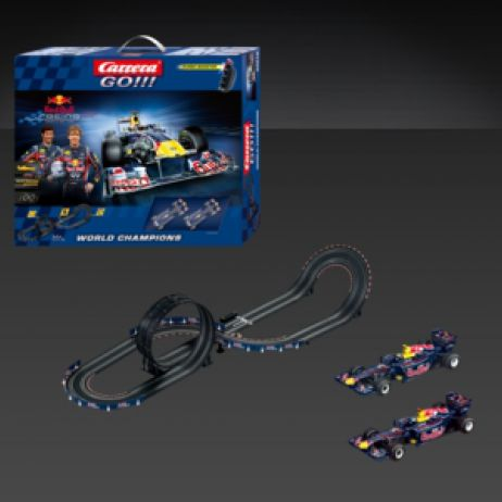 Carrera Go World Champions Red Bull Set