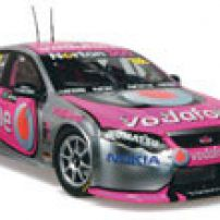 TEAM VODAFONE 2009 FG FALCON