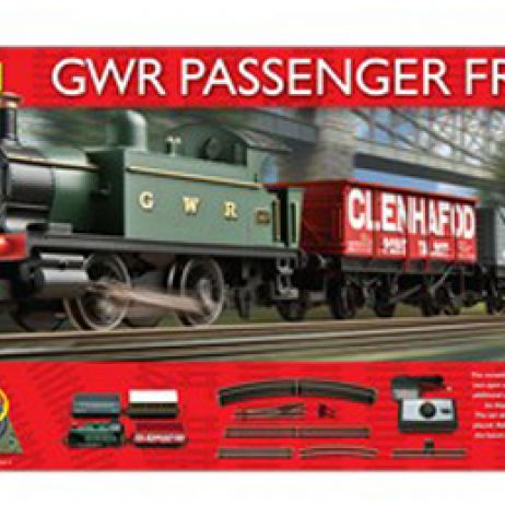 GWR PASSENGER FREIGHT