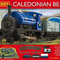Hornby Caledonian Belle
