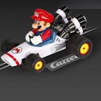 Mario Kart DS Mario B-Dasher